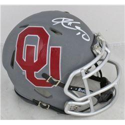 Kyler Murray Signed Oklahoma Sooners AMP Alternate Speed Mini Helmet (Becket COA)