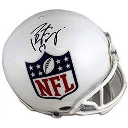Peyton Manning Signed NFL Full-Size Authentic On-Field Helmet (Fanatics Hologram)