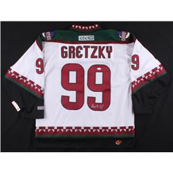 Wayne Gretzky Signed Coyotes Jersey (JSA LOA)
