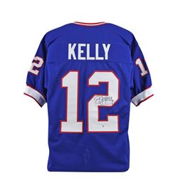 Jim Kelly Signed Jersey (Beckett COA)