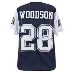 Darren Woodson Signed Jersey (Beckett COA)