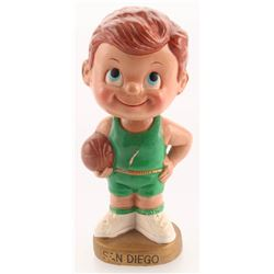 San Diego Rockets Vintage Bobblehead