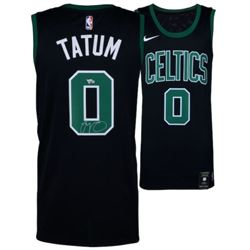 Jayson Tatum Signed Celtics Jersey (Fanatics Hologram)