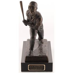 """Don Mattingly LE """"The Tradition Continues"""" Yankees Statue"""
