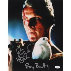 "Rutger Hauer Signed ""Blade Runner"" 11x14 Photo Inscribed ""Roy Batty"" (JSA COA)"