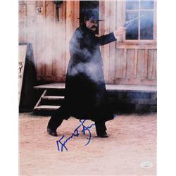 "Kurt Russell Signed ""Tombstone"" 11x14 Photo (JSA COA)"