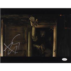 """Bill Skarsgard Signed """"It"""" 11x14 Photo (JSA COA)"""