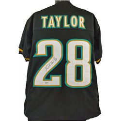 Fred Taylor Signed Jersey (Beckett COA)