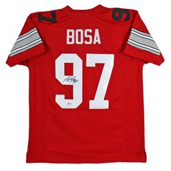 Joey Bosa Signed Jersey (Beckett COA)
