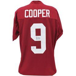 Amari Cooper Signed Jersey (Beckett COA)
