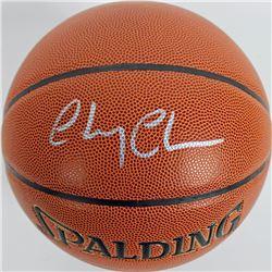 Chevy Chase Signed NBA Basketball (PSA COA)