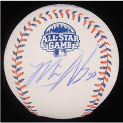 Matt Harvey Signed 2013 All-Star Game Baseball (JSA COA)
