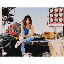 Kylie Jenner Signed 11x14 Photo (JSA COA)