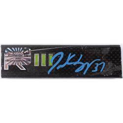 Patrice Bergeron Signed Game-Used Stick Piece (Bergeron COA)