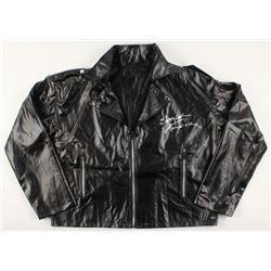 """Henry Winkler Signed Jacket Inscribed """"Stay Cool"""" (Schwartz COA)"""