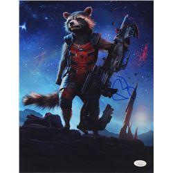 "Bradley Cooper Signed ""Guardians of the Galaxy"" 11x14 Photo (JSA COA)"