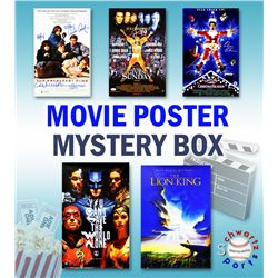 Hollywood Classic Movies Signed 11x17 Movie Posters Mystery Box - Series 8 (Limited to 75) **Ben Aff