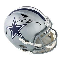 Deion Sanders Signed Cowboys Full-Size Speed Helmet (Radtke COA)