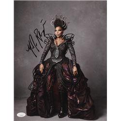 Mary J. Blige Signed 11x14 Photo (JSA COA)