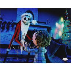 "Danny Elfman Signed ""The Nightmare Before Christmas"" 11x14 Photo (JSA COA)"
