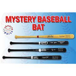 Schwartz Sports Baseball Superstar Signed Baseball Bat Mystery Box - Series 8 (Limited to 100)