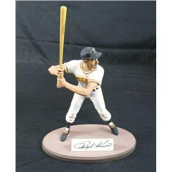 Ralph Kiner Signed Pirates Limited Edition Gartlan Figurine (Gartlan Authentic)