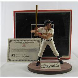 Ralph Kiner Signed Pirates Limited Edition Gartlan Figurine (Gartlan COA)