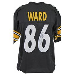 Hines Ward Signed Jersey (Beckett COA)