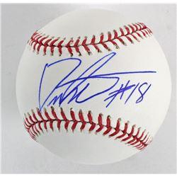 Daisuke Matsuzaka Signed OML Baseball (PSA COA)