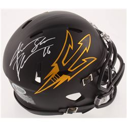 Jake Plummer Signed Arizona State Sun Devils Speed Mini-Helmet (Beckett COA)