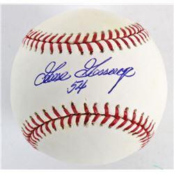 Goose Gossage Signed OML Baseball (MLB Hologram  Fanatics Hologram)