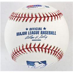 Jonathan Papelbon Signed OML Baseball (PSA COA)