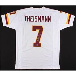 """Joe Theismann Signed Jersey Inscribed """"83 MVP"""" (Beckett COA)"""
