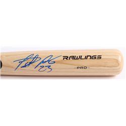 Fernando Tatis Jr. Signed Rawlings Pro Baseball Bat (JSA COA)