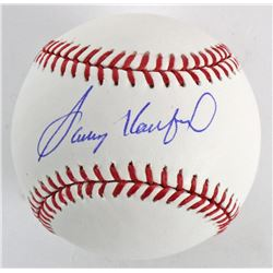 Sandy Koufax Signed OML Baseball (PSA LOA)
