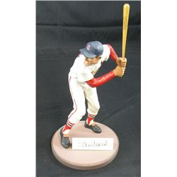 Stan Musial Signed Cardinals Limited Edition Gartlan Figurine (Gartlan Authentic)