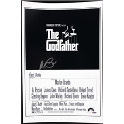 "Al Pacino Signed ""The Godfather"" 12x18 Photo (PSA Hologram)"