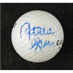 Natalie Gulbis Signed Golf Ball (PSA Hologram)