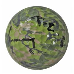 Larry the Cable Guy Signed Golf Ball (PSA Hologram)
