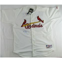 Mark McGwire Signed LE Cardinals Jersey (MLB Hologram)