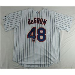 Jacob deGrom Signed Mets Jersey (PSA COA)