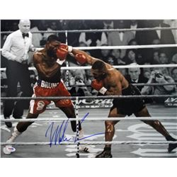 Mike Tyson Signed 16x20 Photo (PSA COA)