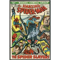 "Stan Lee Signed 1963 ""The Amazing Spider-Man"" The Spider Slayer #105 Marvel Comic Book (PSA Hologram"