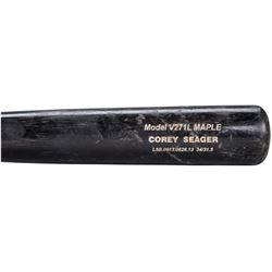 Corey Seager Game Used Chandler Pro Model Baseball Bat (PSA LOA)