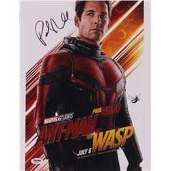 "Paul Rudd Signed ""Ant-Man  the Wasp"" 11x14 Photo (PSA COA)"