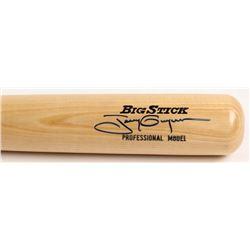 Tony Gwynn Signed Rawlings Adirondack Big Stick Professional Model Baseball Bat (JSA COA)