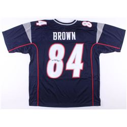 Antonio Brown Signed Jersey (JSA COA)