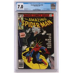 "1979 ""The Amazing Spider-Man"" Issue #194 Marvel Comic Book (CGC 7.0)"