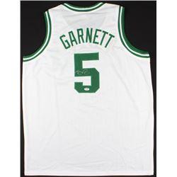 Kevin Garnett Signed Jersey (PSA COA)