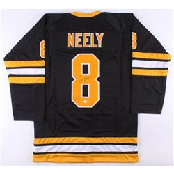 Cam Neely Signed Jersey (JSA COA)